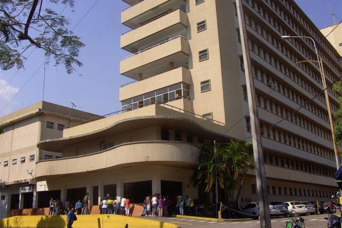 hospital central san cristobal OPS