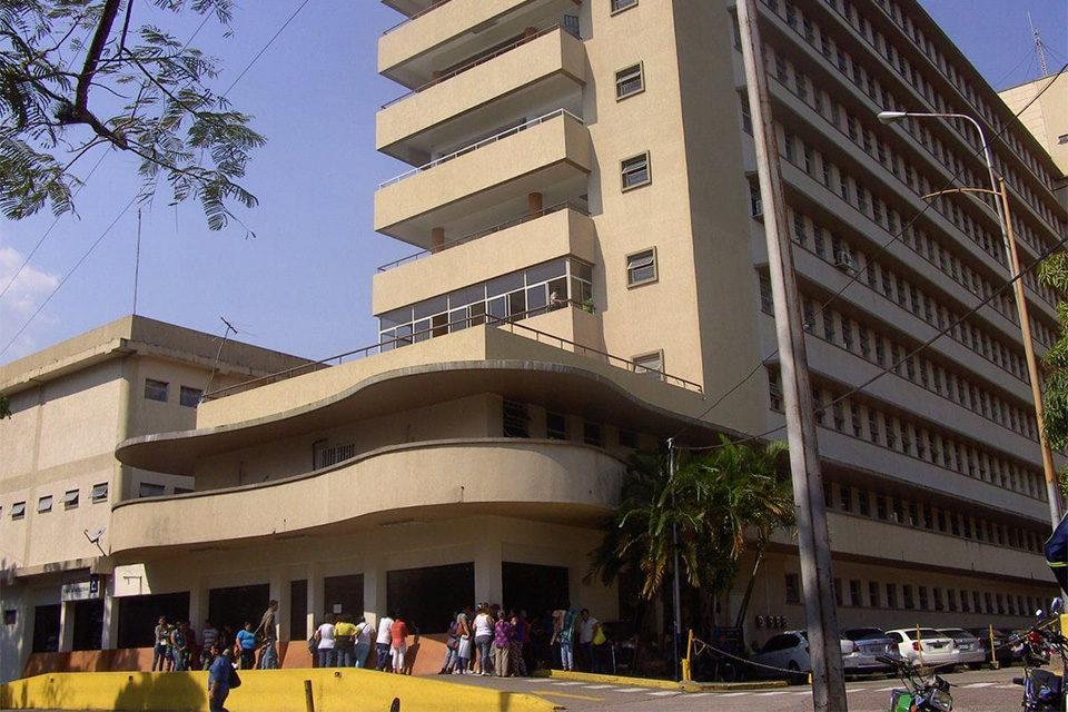 hospital central san cristobal OPS - Táchira