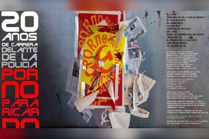 "Provea: Banda de punk rock ""Porno para Ricardo"" libera su último disco para Venezuela"