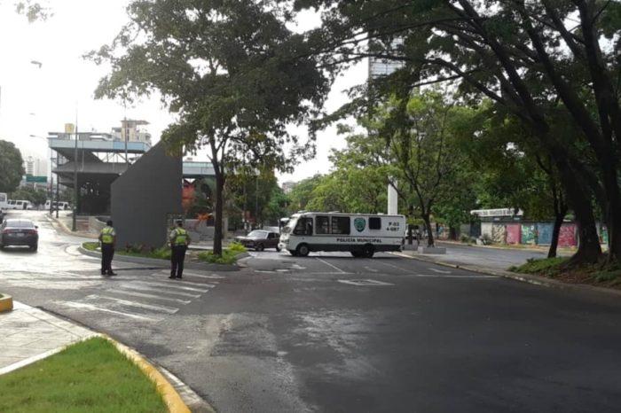 Recrudece la presencia de alcabalas en Caracas para minimizar movilidad intramunicipal
