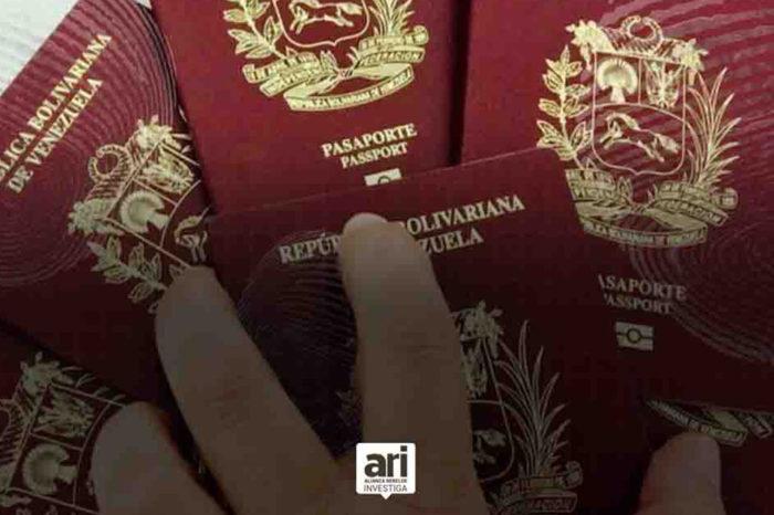Pasaporte ARI