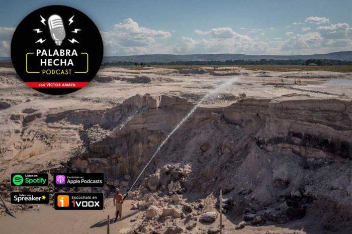 portada podcast arco minero fabiola ferrero
