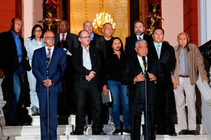 ¡Bienvenidos al chavismo, candidatos!
