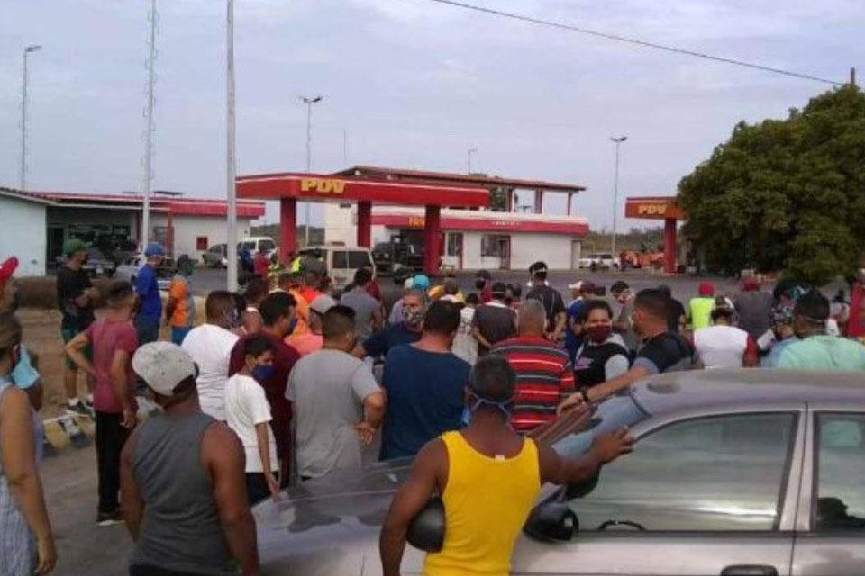 ¡Gasolina para Nueva Esparta!