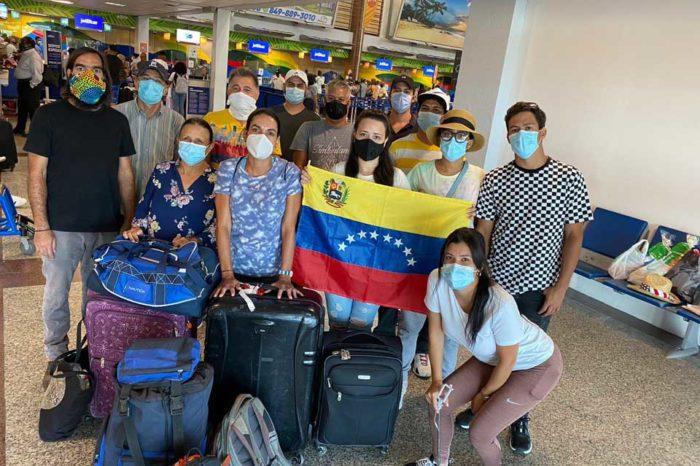 vuelos de repatriación varados Dominicana