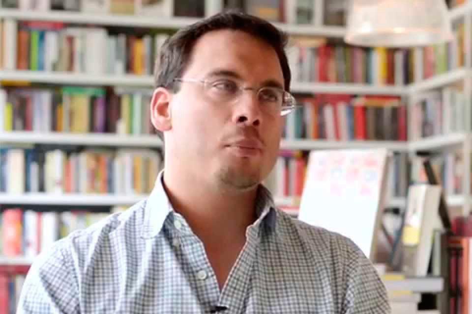 El politólogo Miguel Ángel Martínez Meucci