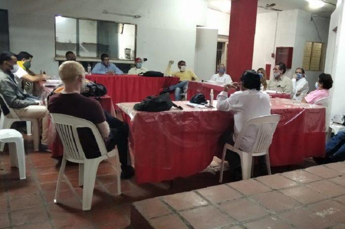 Partidos del chavismo montan tienda aparte del Polo Patriótico