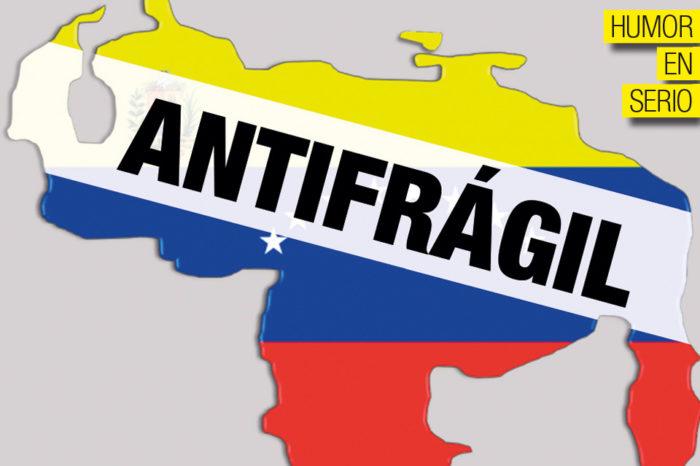 Antifragilidad
