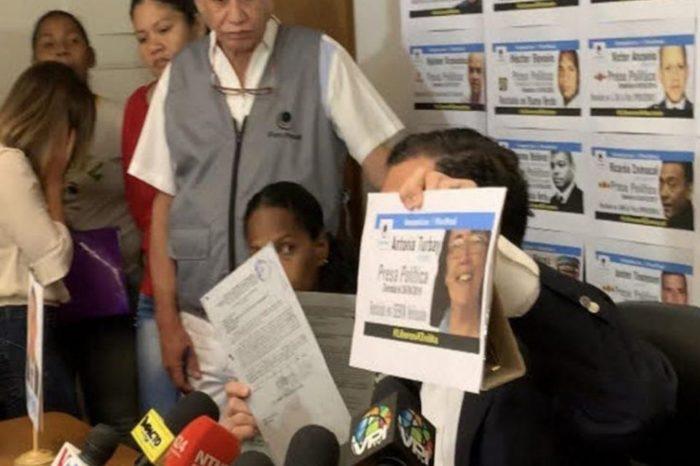 """Antonia Turbay, libre por """"indulto"""" luego de tener orden de excarcelación durante un año"""