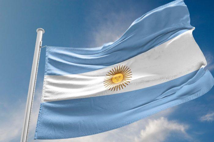 Argentina bandera