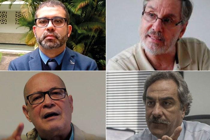 Atornillar la dictadura, por Freddy Núñez