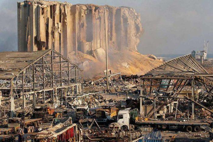 """""""Cerré los ojos para no ver la muerte"""", cuenta periodista que vivió explosión en Beirut"""
