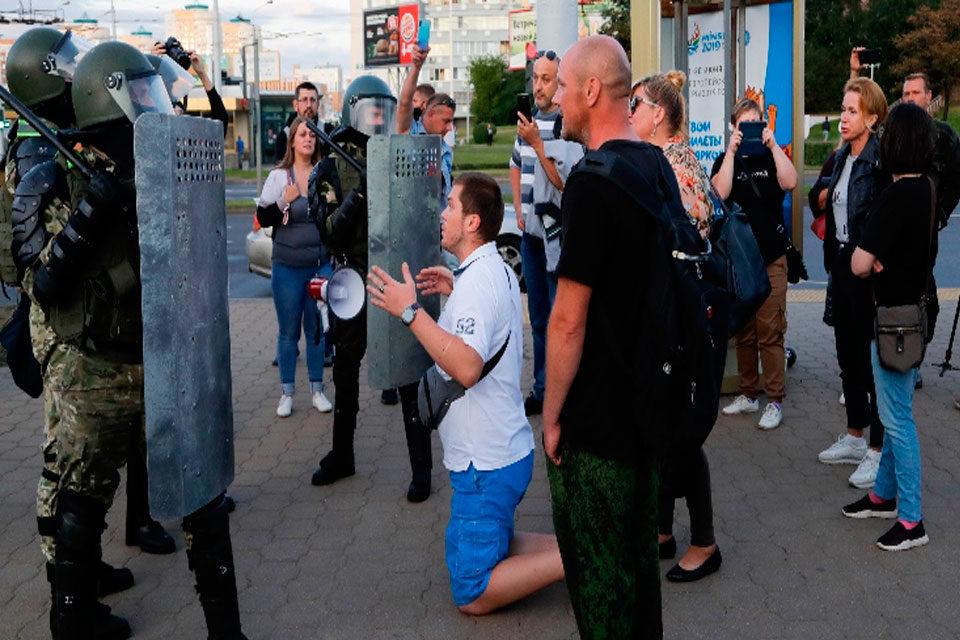 Bielorrusia: entre el diálogo y la violencia