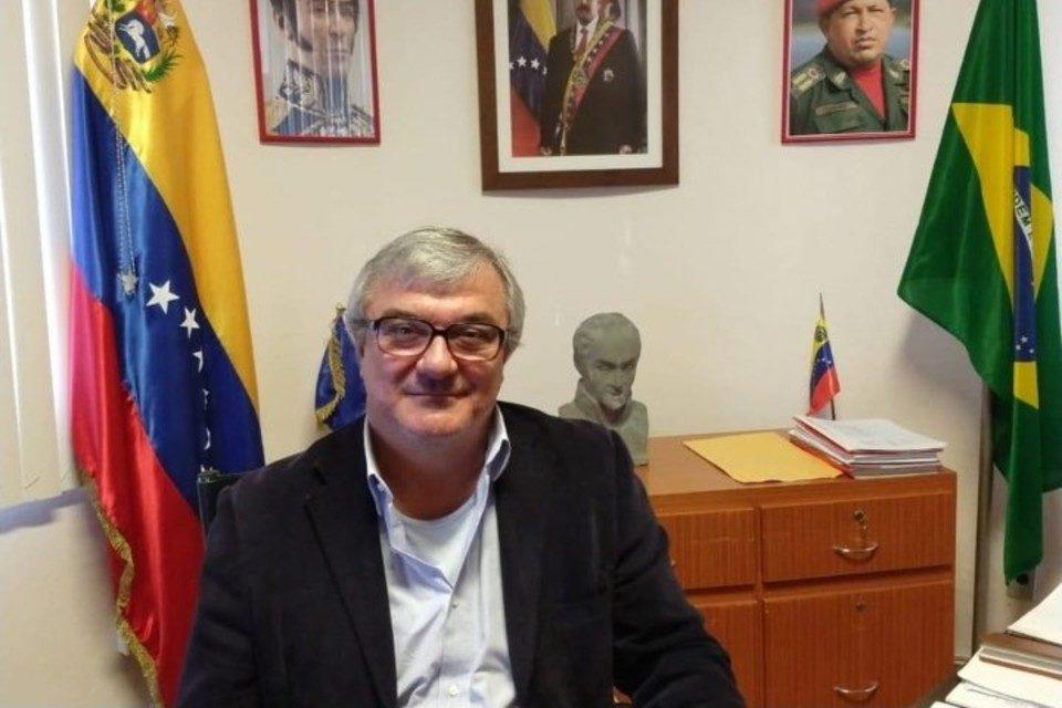 Cónsul Faustino Torella Ambrosini