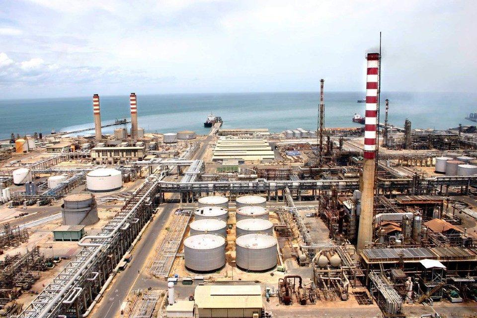 refinería Cardón produce gasolina - planta catalítica
