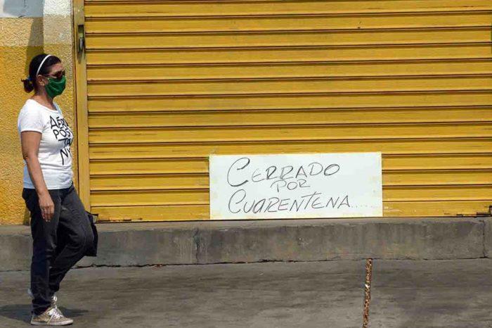 Plan de Maduro de paralizar el país mientras no haya vacuna haría añicos la economía