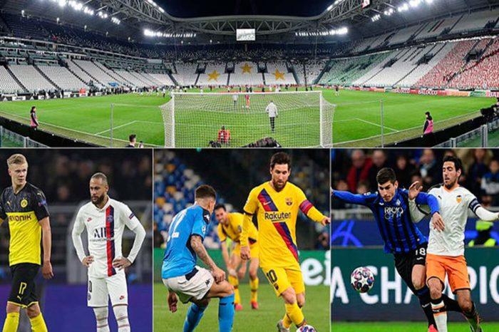 Champions y Europa League en el-mundo post confinamiento