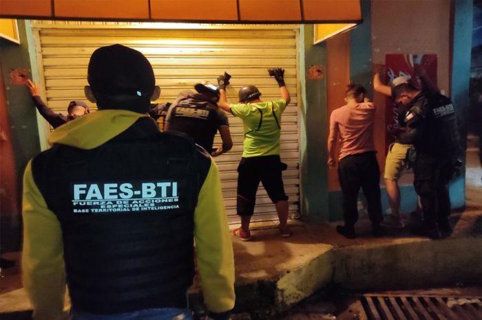 En Táchira suman más de 200 detenidos por violar la cuarentena