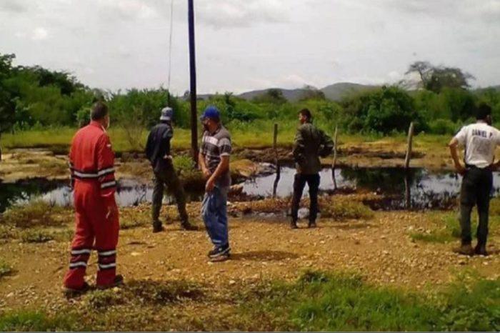 Nuevo derrame de crudo se produce en Barbacoas, estado Anzoátegui