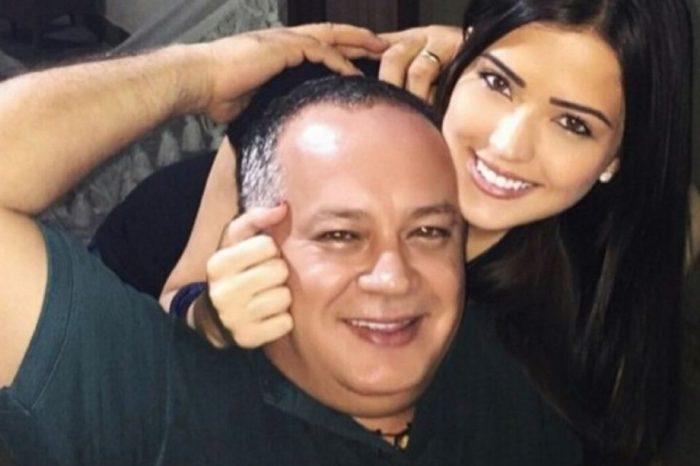 Diosdado Cabello Daniella Cabello
