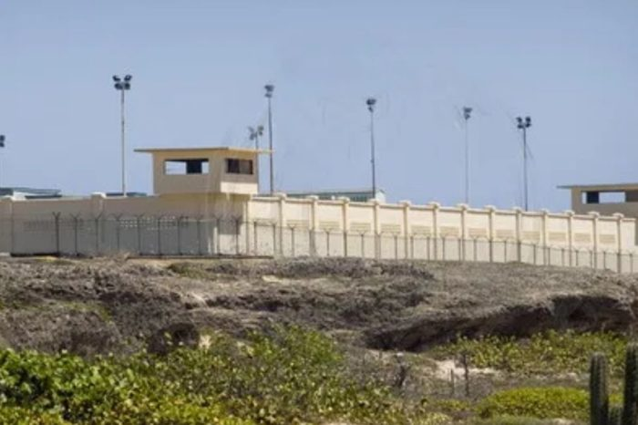Cárcel de Aruba