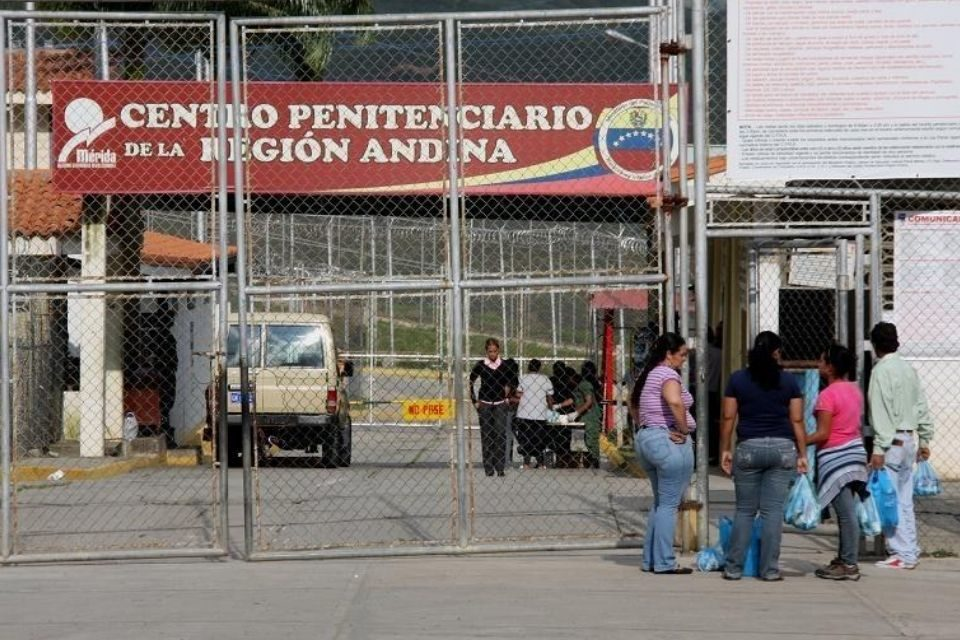 Centro Penitenciario de la Región Andina   Mérida