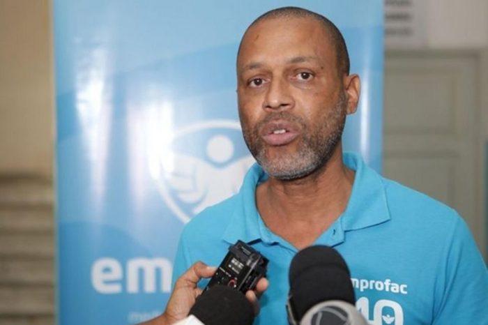 Fernando Gil Évora, empresario de Cabo Verde