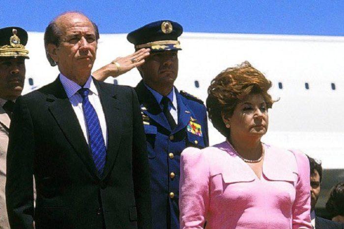 Fallece en Caracas exprimera dama de la República Blanca Rodríguez de Pérez