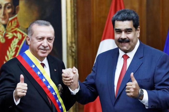 Relaciones Venezuela Turquía