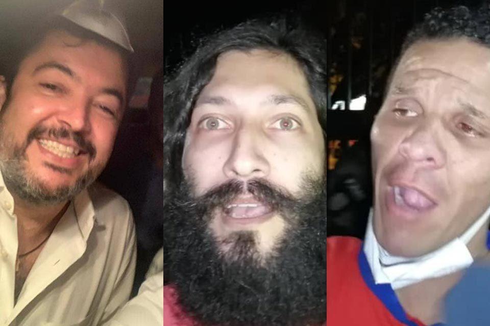 Excarcelados que recibieron el indulto