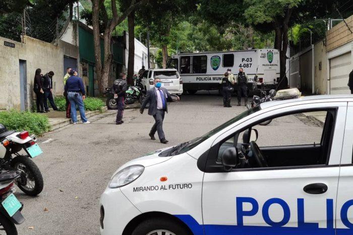 Frustran situación de rehenes e intento de robo en La Castellana
