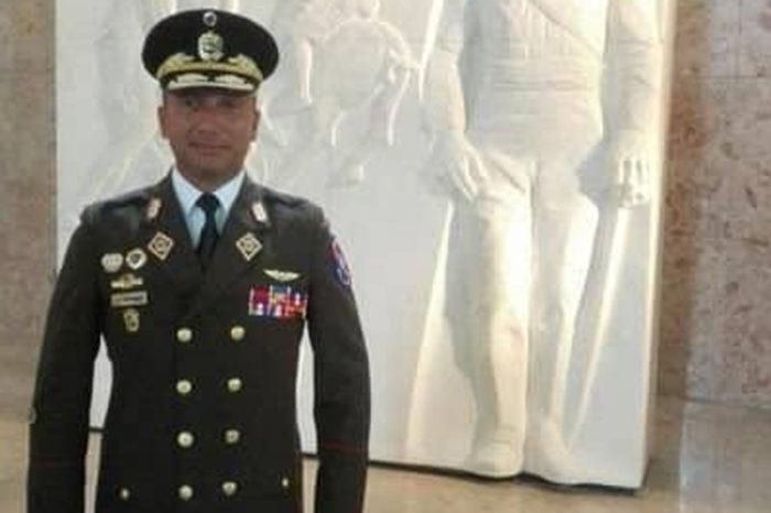 General de Brigada Víctor Colmenares Montoya