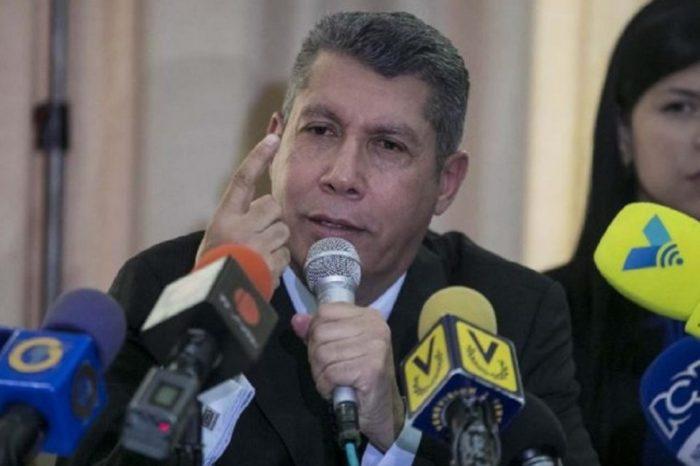 Henri Falcón encabeza lista de candidatos por Lara para parlamentarias