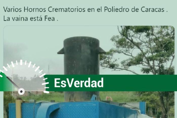 EsPaja | ¿Hubo al menos un horno crematorio en los alrededores del Poliedro de Caracas?