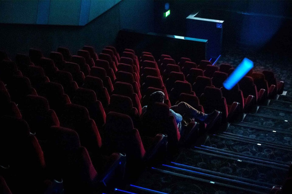 Industria Cinematográfica Venezolana cines