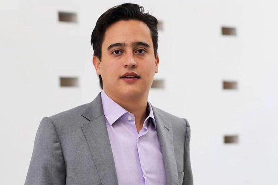 Joaquín Leal es socio de Saab