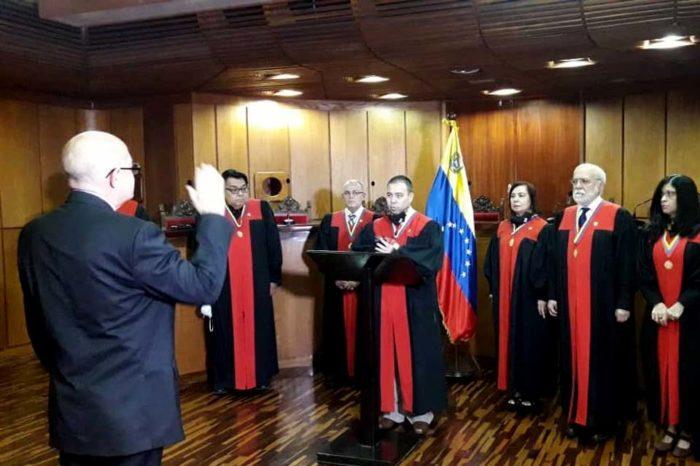 TSJ designa a Leonardo Morales, de Avanzada Progresista, como vicepresidente del CNE