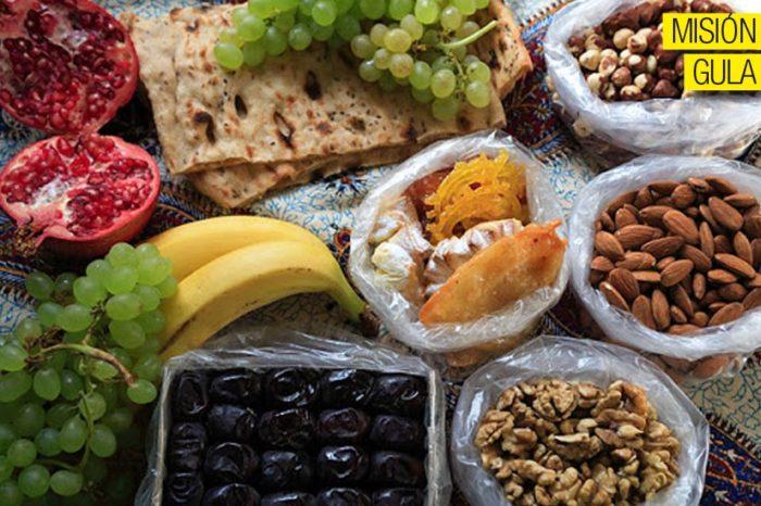 La conquista alimentaria persa