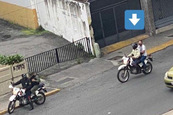 Jesús Medina detenido