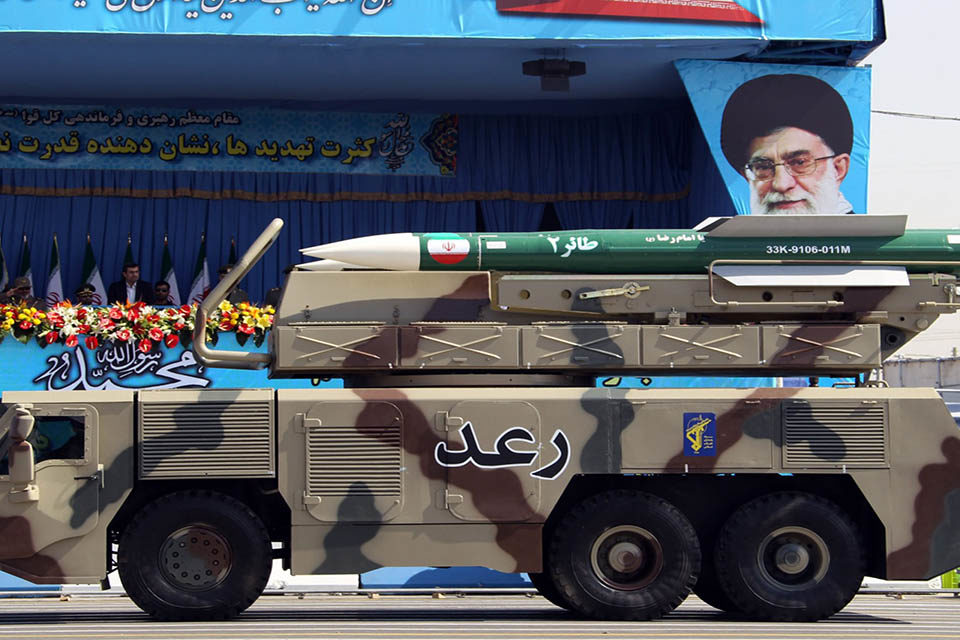 Misil Irán