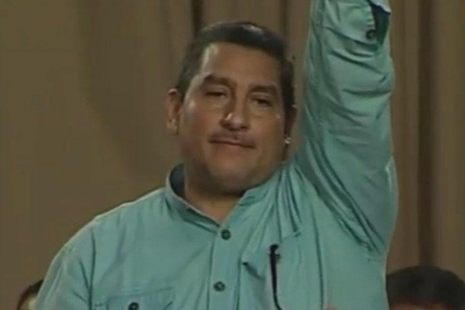 Néstor González, exvicepresidente de VTV