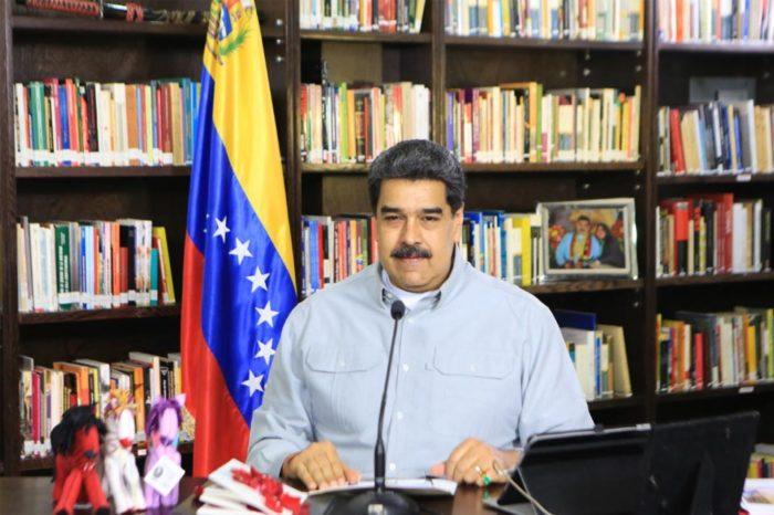 Maduro sobre DirecTV