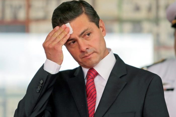 Acusan a Peña Nieto de recibir millonarios sobornos de Odebrecht