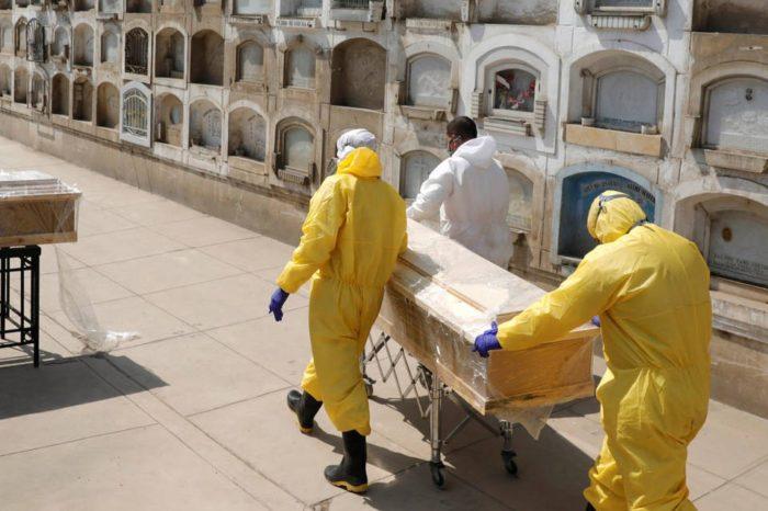 Perú tiene la mayor tasa de mortalidad del mundo debido al coronavirus