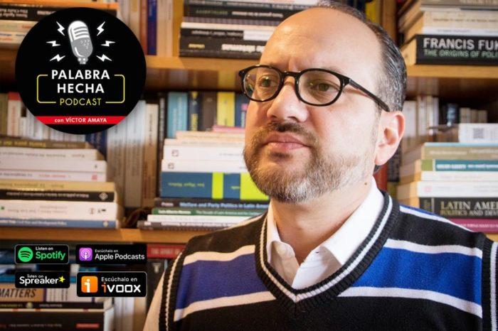 John Magdaleno: Aunque haya transición, la democracia puede revertirse en autoritarismo