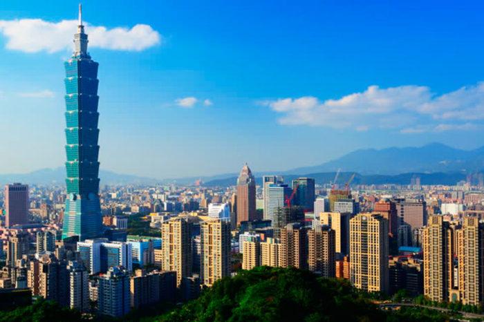 Postales de Taipéi