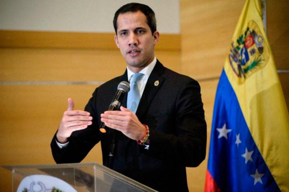 Guaidó DDHH - gobierno interino