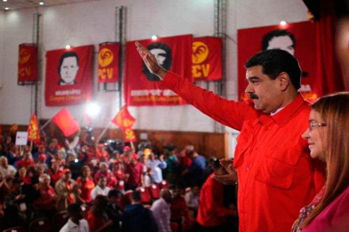 """La """"alianza perfecta"""" del PSUV"""