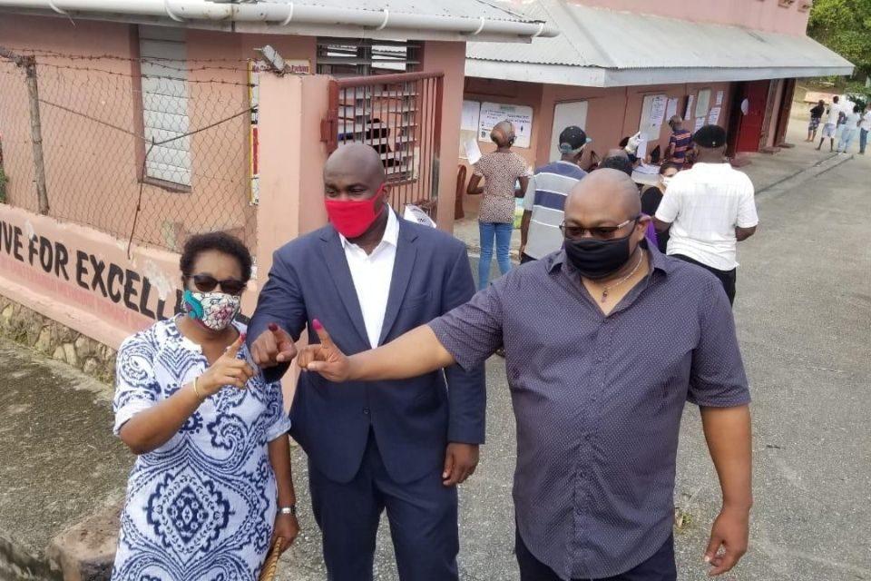 Trinidad y Tobago Parlamento elecciones coronavirus