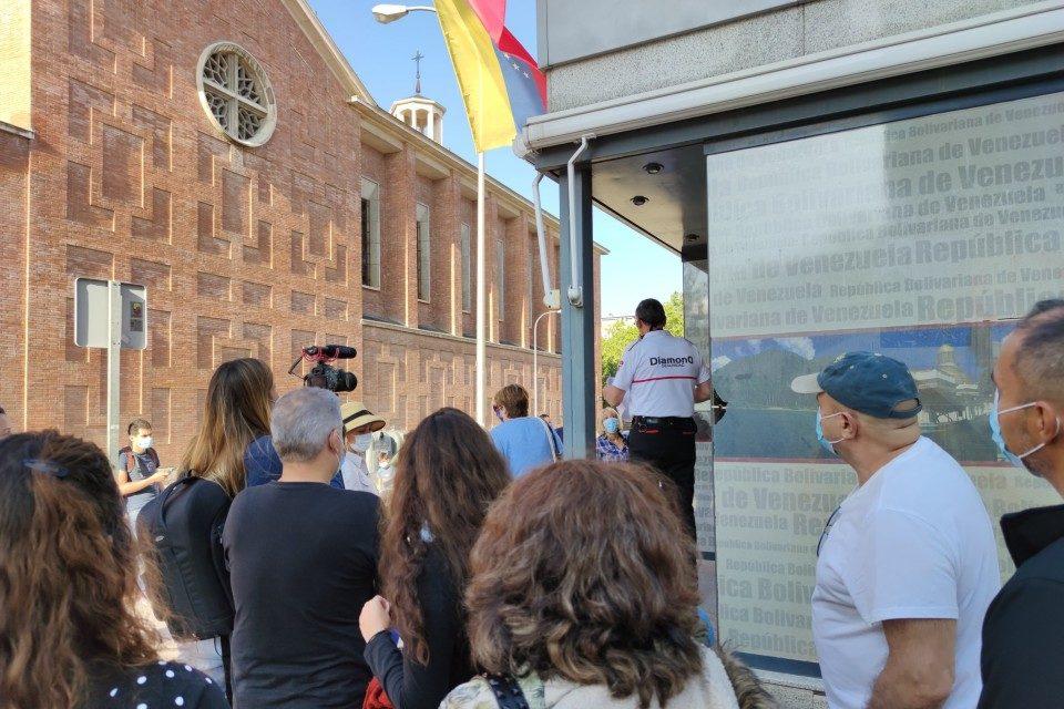 Varados España Consulado Madrid
